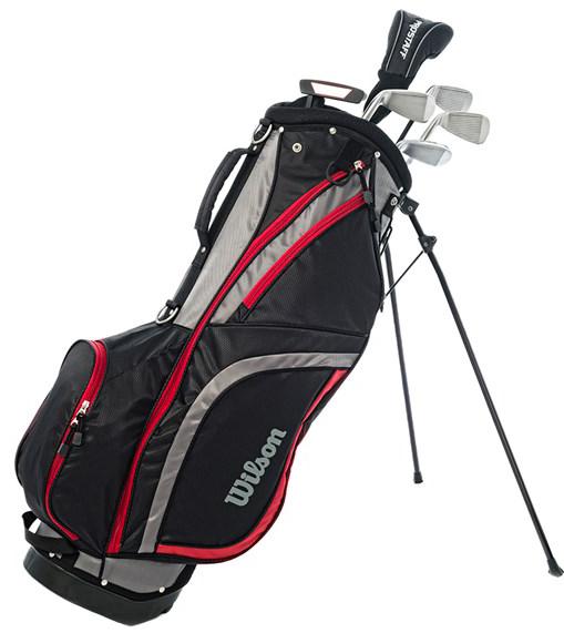 Wilson Prostaff HDX Combo Half Golf Set - Domni