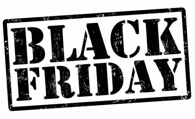 Black Friday la echipamente de golf
