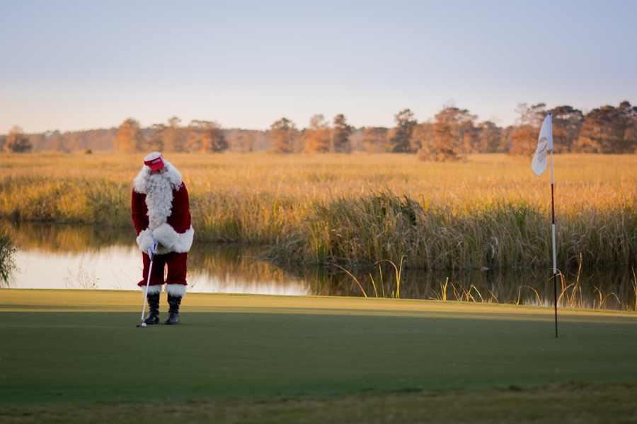 Ce cadou să cumperi de Crăciun unui jucător de golf !!!