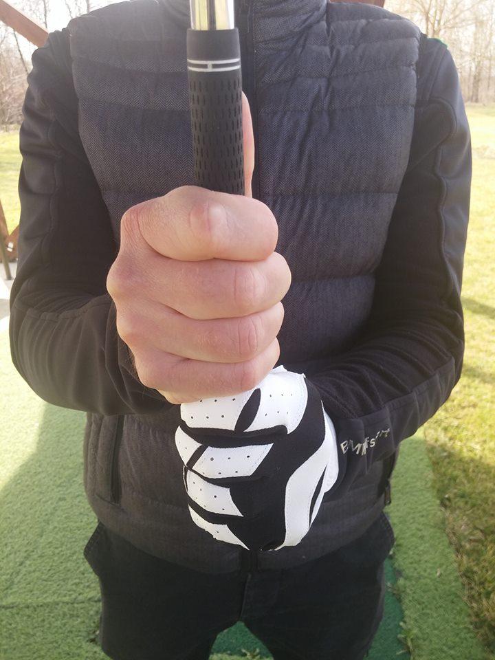 Grip-ul de golf, cu Radu Cirtina