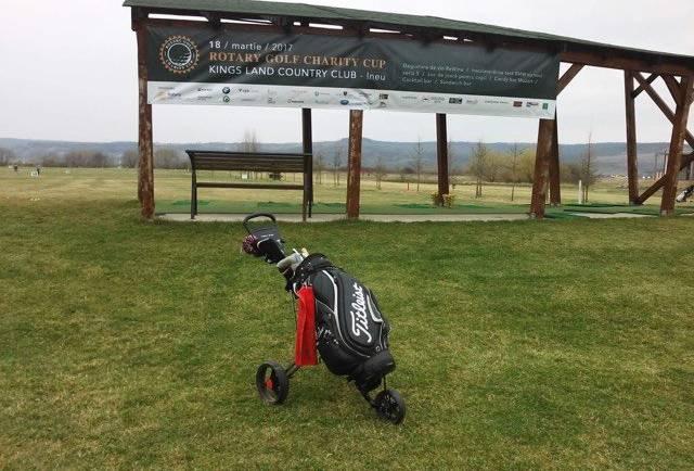 Cum am organizat un concurs de golf – Rotary Golf Charity Cup