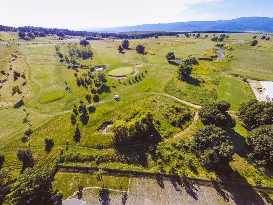 Where to play golf in Romania & what to visit