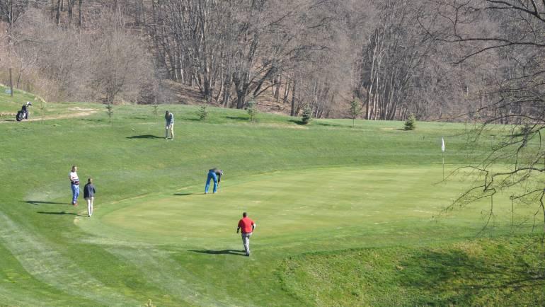 Deschiderea sezonului la SunGarden Golf Club și galerie foto