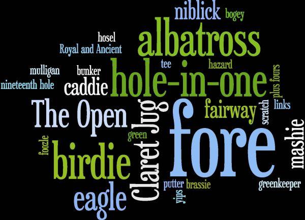 Dicționar cu termeni din golf pentru începători și NON jucători