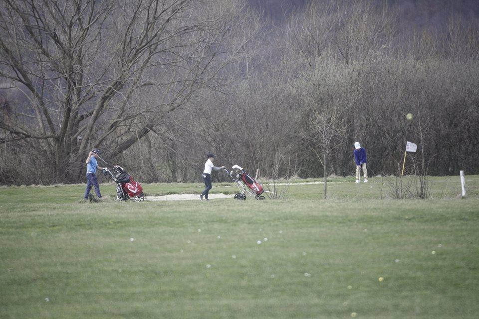 Etapa a II-a din Kids Golf Tour Romania