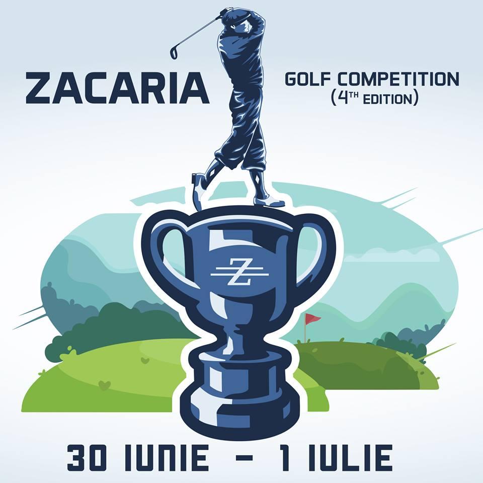 Zacaria Golf Competition 4th Edition