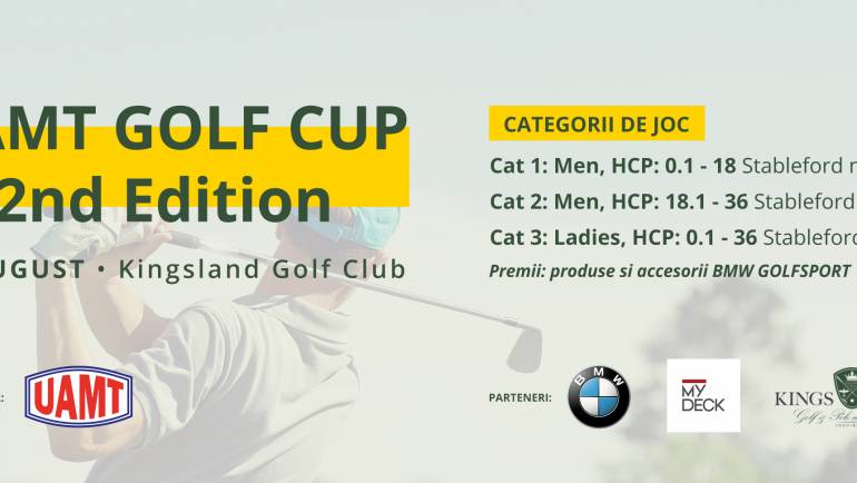 UAMT Golf Cup 2nd Edition
