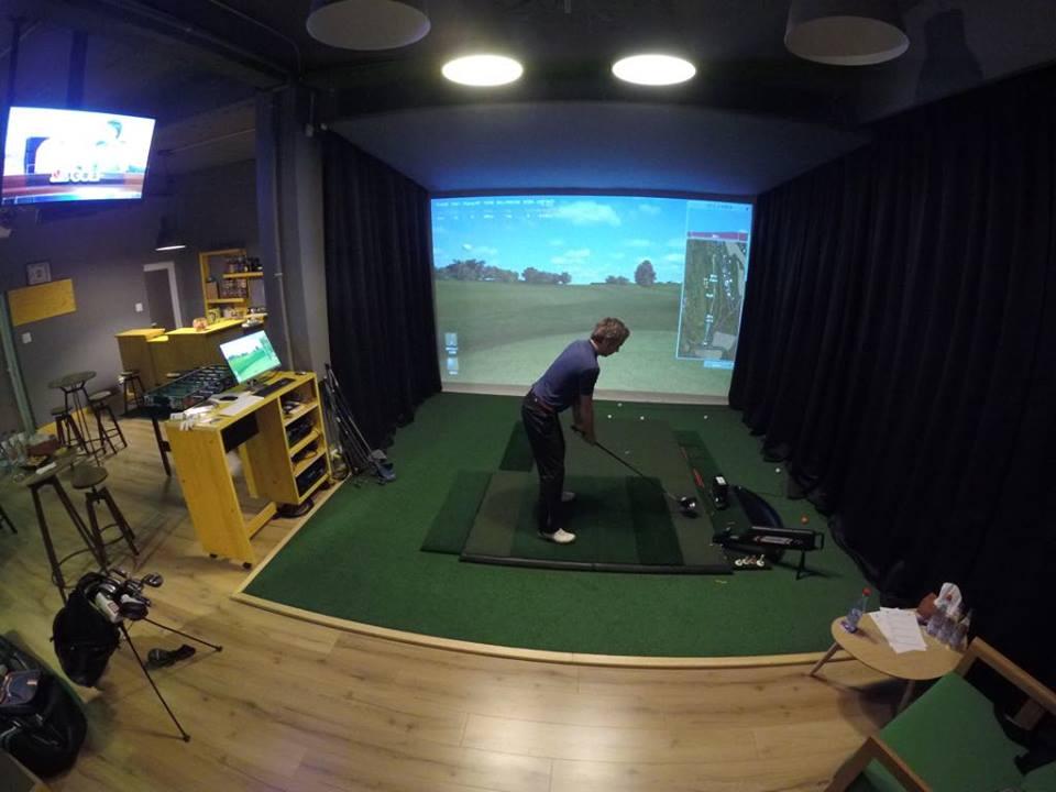 Impresii despre Golf Studio România