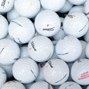 Mingi de Golf Recuperate Titleist Pro V1x Clasa B (Lake Balls 12 buc)