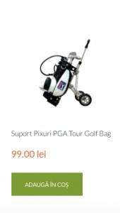PRO SHOP - Suport Pixuri PGA