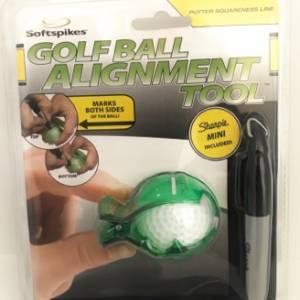 Sistem de marcare a mingilor de golf - Softspikes