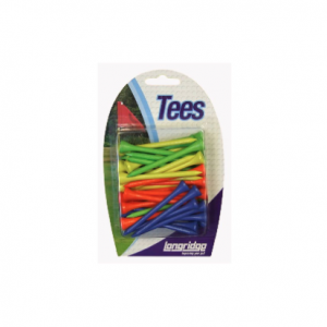 Golf Tees Neon 69 mm ( 40 buc )
