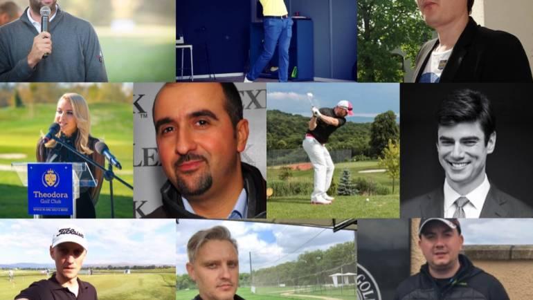 10 tineri care mișcă lucrurile în jocul de golf din România
