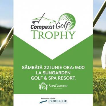 Compexit Golf Trophy I SunGarden Golf Club