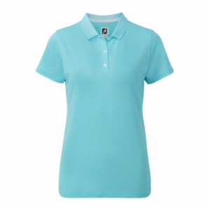 Tricou Polo Stretch Pique Solid, Fete