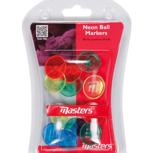 Set Ball Markers Neon