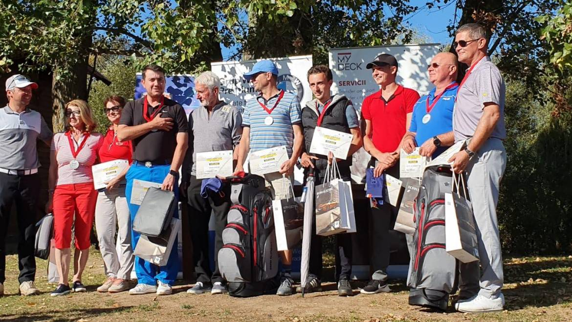 Cum a fost la UAMT Golf Cup 3'rd Edition