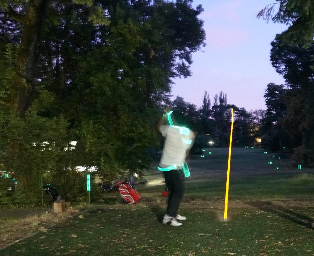 PREMIERĂ: Prima competiție de Night Golf din România