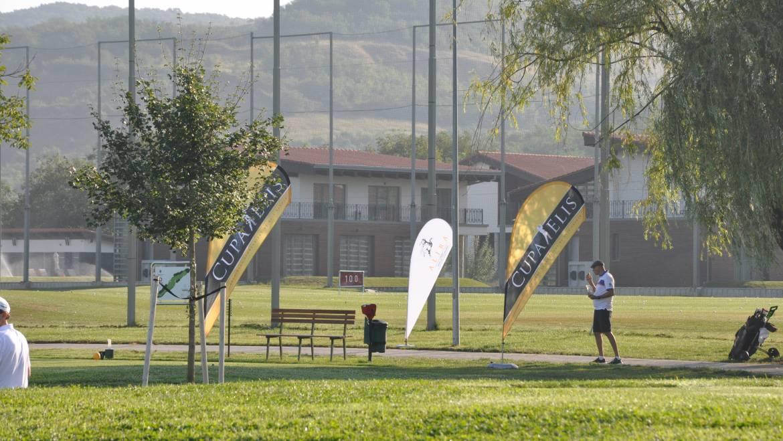 La finalul editiei a XI-a a turneului de golf Elis Pavaje
