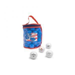 Mingi de Golf Recuperate - Premium American ( 50 de mingi )