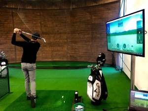 Indoor Theodora Golf Club