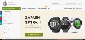 noutati pe golfinromania.com - GPS Garmin Romania