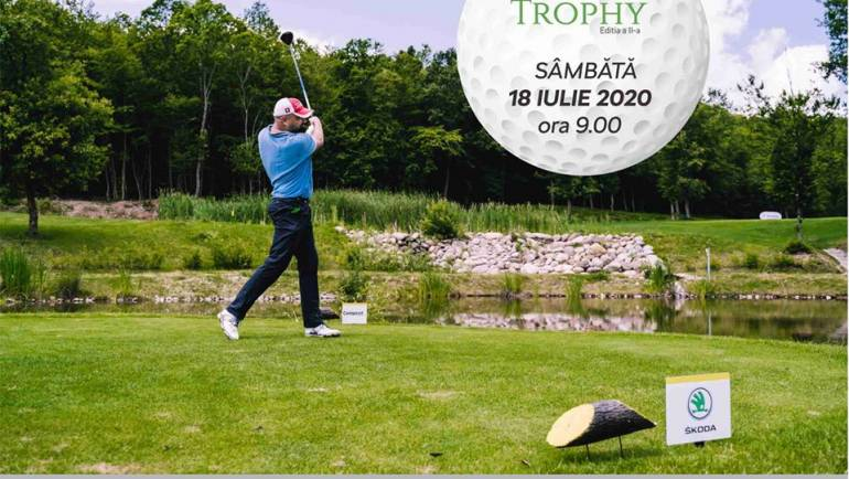Compexit Golf Trophy 2'nd Edition I 18 iulie I SunGarden Golf Club