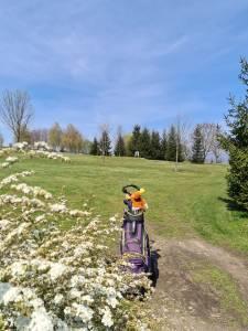 Flori(i)le la Golf Club Paul Tomita