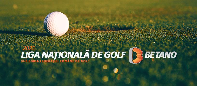Liga Nationala de Golf Betano
