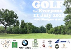 Golf for Everyone la Clubul Diplomatic