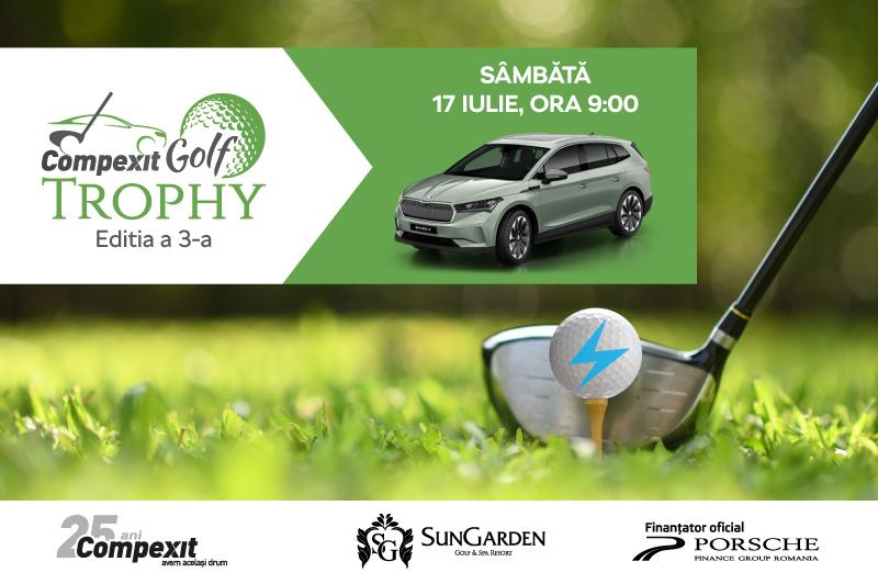 Compexit Golf Trophy editia a III-a