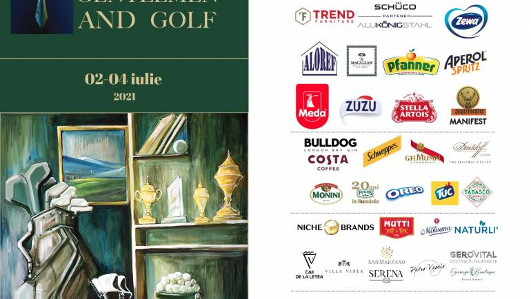 Cifrele competiției Ladies, Gentleman & Golf